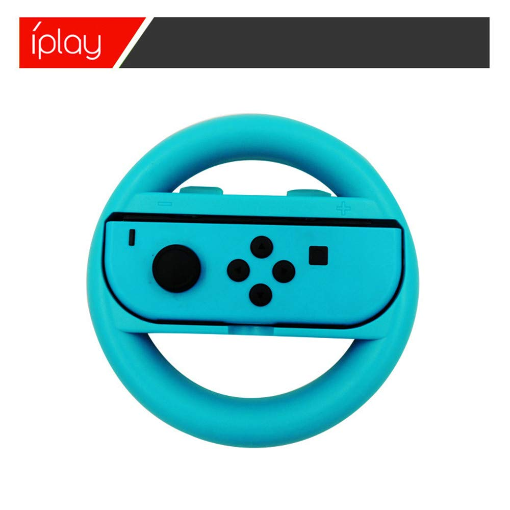 Switch Steering Wheel Switch Racing Wheel for Nintendo Joy Con Controller Handle by ABASSKY (Image #4)
