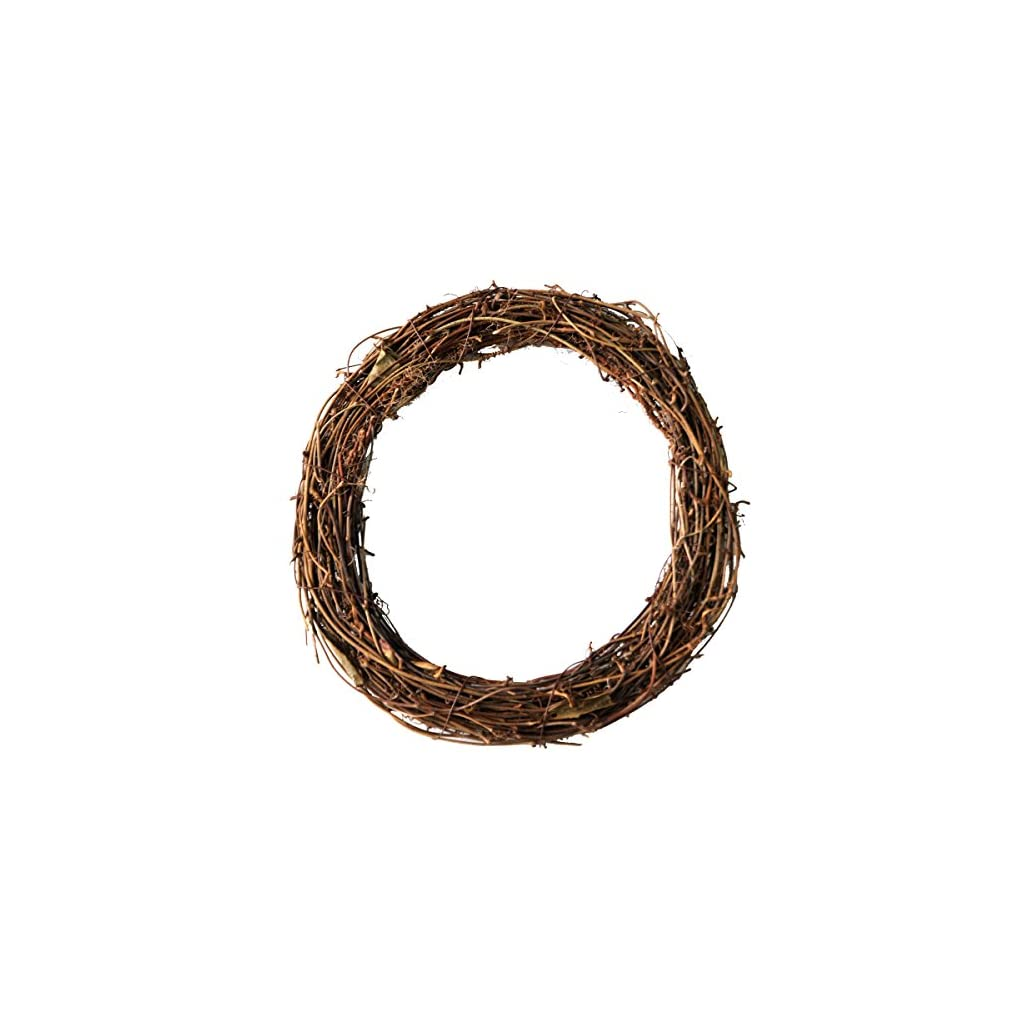Ougual-DIY-Crafts-Natural-Grapevine-Wreath