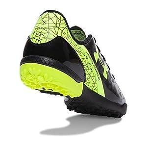Under Armour Kids UA SpeedForm Flash Turf Soccer Shoes (5 Big Kid M)