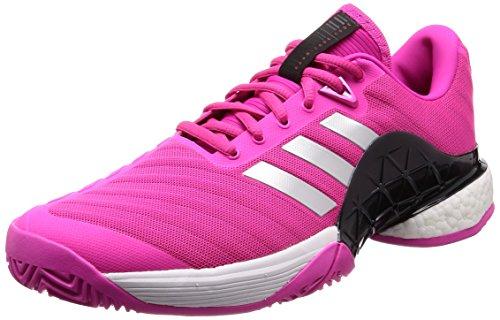 adidas Barricade 2018 Boost Scarpe da Tennis - AW18 Pink