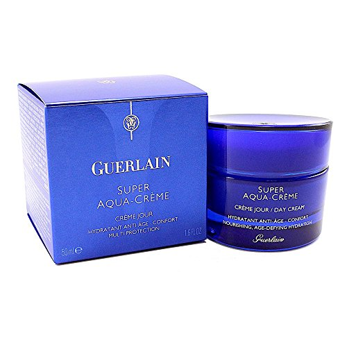 (Guerlain Super Aqua Creme Nourishing Age-Defying Hydration Day Cream, 1.6)