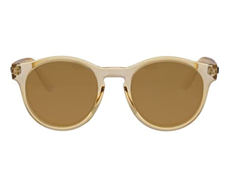 Le Specs Damen Sonnenbrille Hey Macarena Blonde Polarized DZON0B