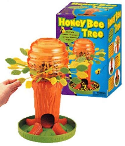 Game Zone Honey Bee Tree Game - Please Don't Wake the Bees - 2 to 4 Players, Ages 3 and ()