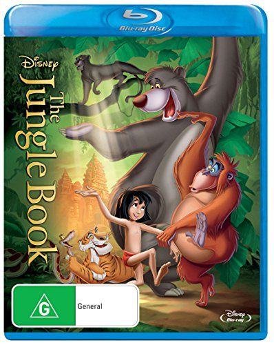 The Jungle Book [All Region Import - Australia] (The Lion King Diamond Edition Blu Ray)