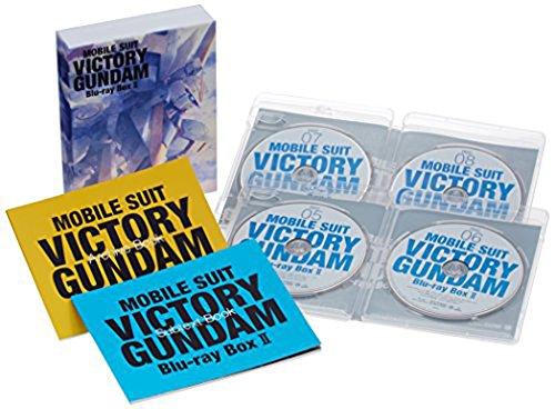 Animation - Mobile Suit Victory Gundam Blu-Ray Box 2 (4BDS+BOOK) [Japan LTD BD] BCXA-998