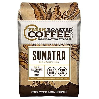 Sumatra Mandheling, Fresh Roasted Coffee LLC