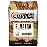 Sumatra Mandheling Coffee, Whole Bean Bag, Fresh Roasted Coffee LLC. (2 LB.)