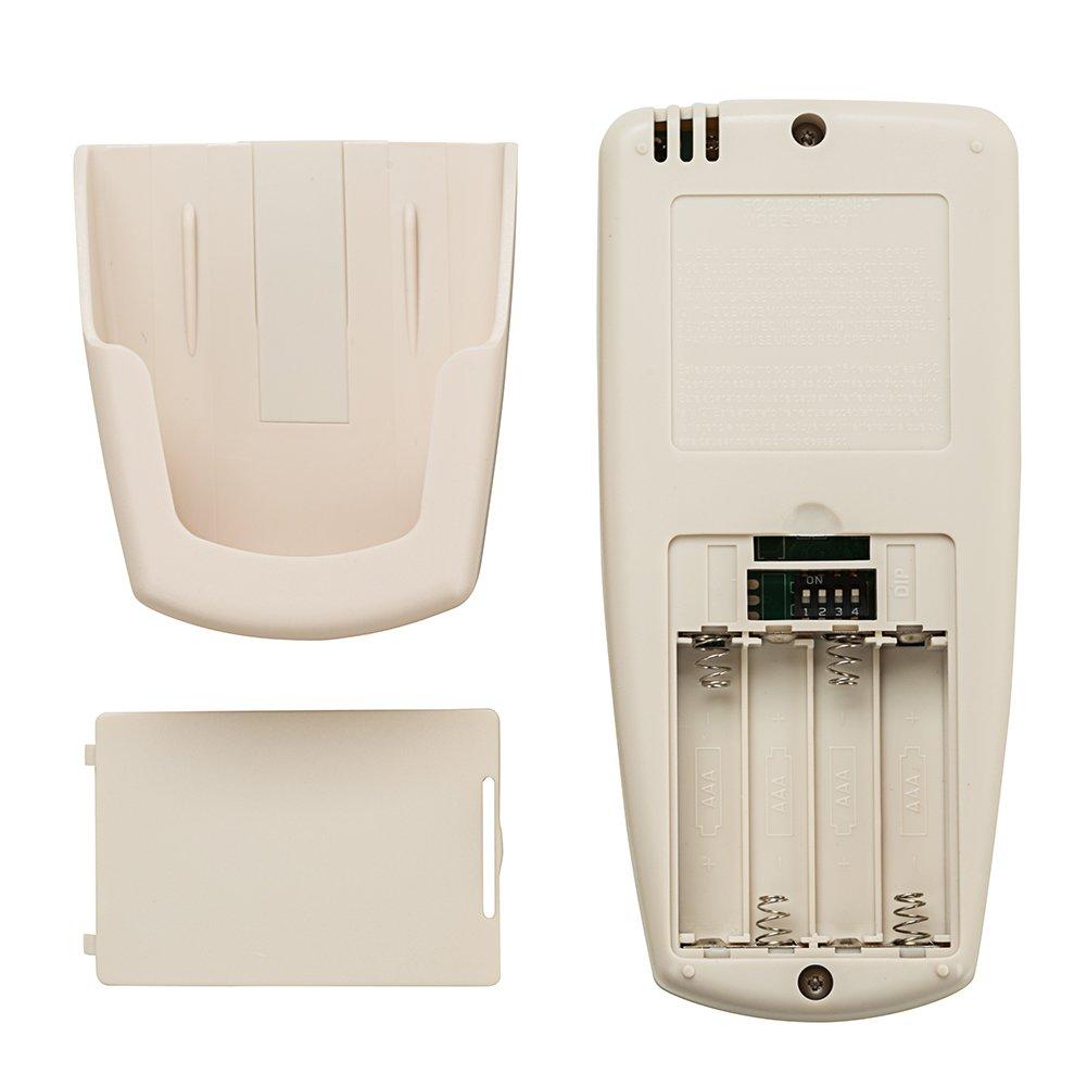 Ceiling Fan Remote Control Thermostatic LCD W Fan Timer replace Hampton Bay FAN-9T L3HFAN9T -Pikeman by PIKEMAN (Image #3)