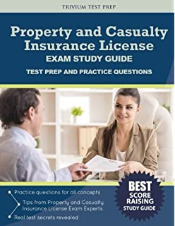 Property and casualty insurance license exam cram bisys educational property and casualty insurance license exam study guide test prep and practice questions fandeluxe Gallery