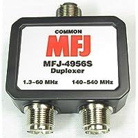 MFJ-4956S HF+6M/ 140-450 Mhz - Duplixer-SO-239