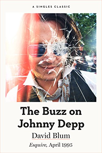 a2718cab49e The Buzz on Johnny Depp (Singles Classic)