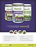 Greens+ Organic Superfood Raw | Essential Blend of Raw Green Foods, Superfruit and Sea Vegetables Powder | Vegan | USDA Organic | Dietary Supplement | Non - GMO, Soy Dairy & Gluten-Free | Size 8.46oz