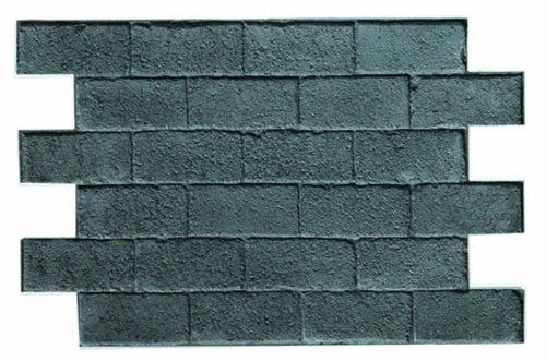 BonWay 32-651 24-Inch by 36-Inch Running Bond Used Brick E-Pro Mat, Standard Mat