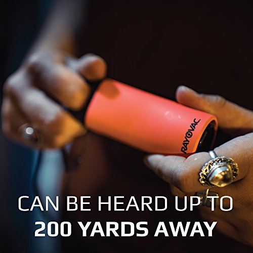 Rayovac Power Protect Safety Siren & Portable Charger, Coral, PS99CL by Rayovac (Image #3)