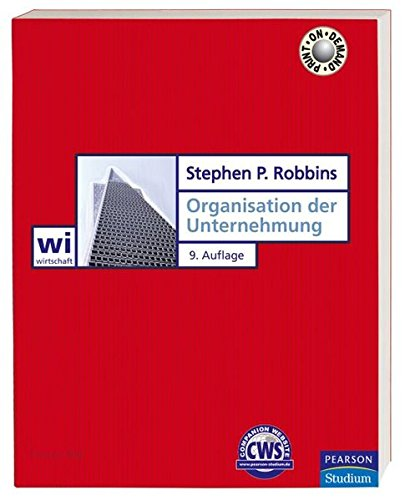 Organisation der Unternehmung (Pearson Studium - Economic BWL)