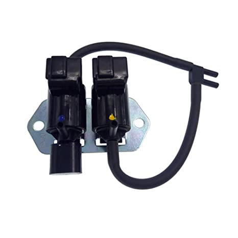 Amazon.com: Freewheel Clutch Solenoid Valve 8657A031 K5T47776 for Mitsubishi L200 Triton Pajero Montero: Automotive