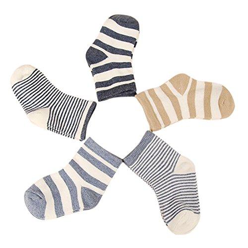 evelin-lee-kids-unisex-baby-toddler-soft-socks-5-pairs-crew-walkers-newborn-gift-0-6-months-style-2-