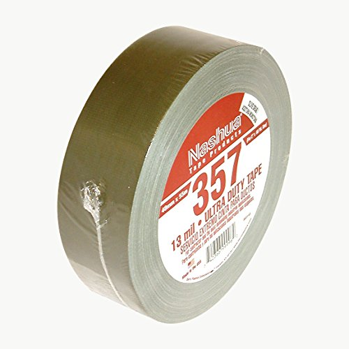 - Nashua 357 Premium Grade Duct Tape: 2 in. x 60 yds. (Olive Drab)