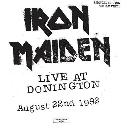 Live at Donington by Iron Maiden (2002-03-26? (Iron Maiden Live At Donington)