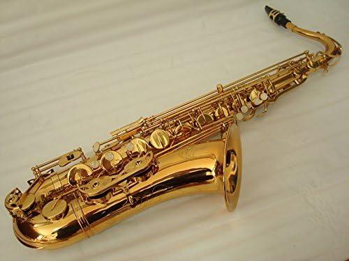 OPUS USA By Ktone Professional Gold Tenor Saxophone Sax Brand New