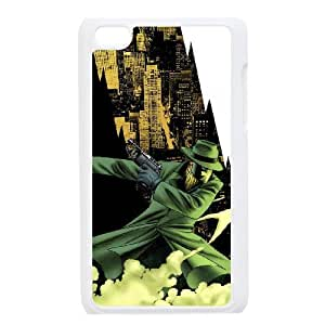 HXYHTY The Green Hornet Phone Case For Ipod Touch 4 [Pattern-4]