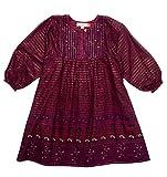 Pink Chicken Boutique Indian Style Lightweight Cotton Jade Toddler Dress