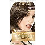 L'Oréal Paris Superior Preference Fade-Defying + Shine Permanent Hair Color, 6A Light Ash Brown, 1 kit Hair Dye