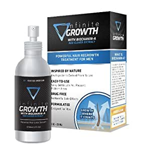 Infinite Growth - Hair Regrowth Treatment for Men