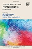 Research Methods in Human Rights: A Handbook (Handbooks of Research Methods in Law series)