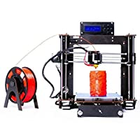 3D Printer, Perfectink A8 I3 DIY LCD Display High Accuracy Desktop 3D Printer Kit with 1.75mm ABS/PLA Filament(Build Size 200×200×180mm (I3-USA) by Perfectink