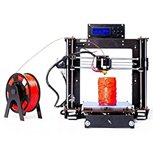 3D Printer, Trovole i3 DIY High Accuracy Desktop 3D Printer kit with Heated Build Plate, 1.75mm ABS/PLA Filament(Build Size 200×200×180mm) by Trovole