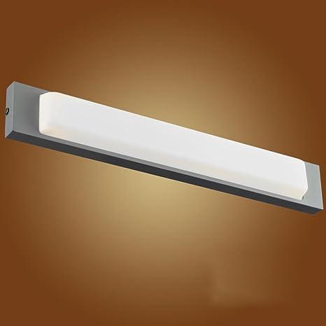 Moderno Elegante 7W LED Lámpara de techo Metal Blanco ...