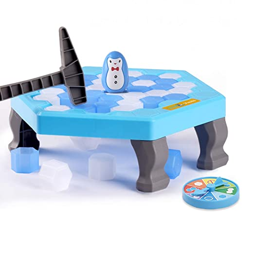 Bloque de hielo pingüino trampa juego de mesa, guardar el pingüino ...