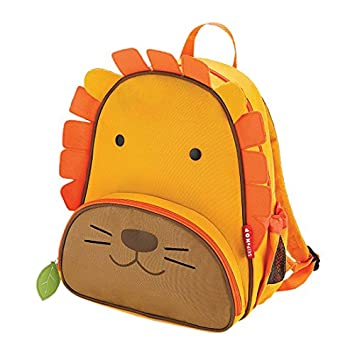 Amazon.com: Skip Hop Zoo Little Kid and Toddler Backpack, Ages 2  ...