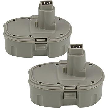 Replacement Dewalt 18v Battery 3 6ah Dc9096 Dc9099 De9039