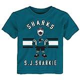 kids sharks tshirt - NHL San Jose Sharks Children