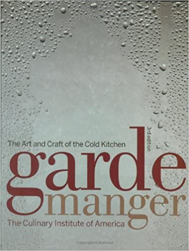 Garde manger the art and craft of the cold kitchen culinary garde manger the art and craft of the cold kitchen culinary institute of america 3rd edition fandeluxe Image collections