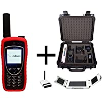 Iridium Extreme 9575 Satellite Phone WIFI-to-Go Package - Solar and Data w/Prepaid Sim (200 Minutes)
