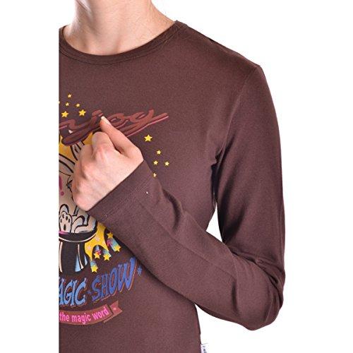 Camiseta Manga Larga Frankie Morello marrón