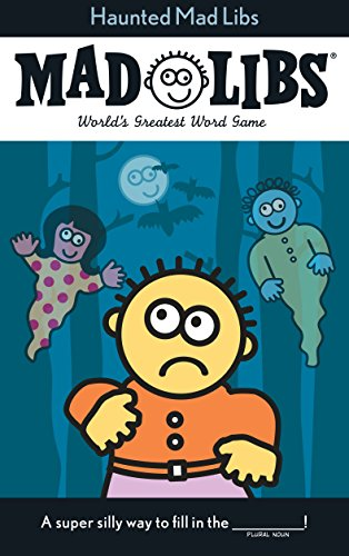 Haunted Mad Libs -