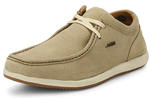 Buy Woodland Men's Khaki Casual Shoes