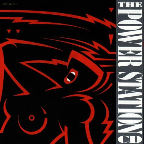 The Power Station - greatest hits of the 80s  cd 8 - Zortam Music