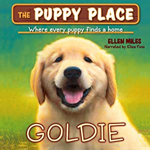 Puppy Place #1: Goldie Audiobook