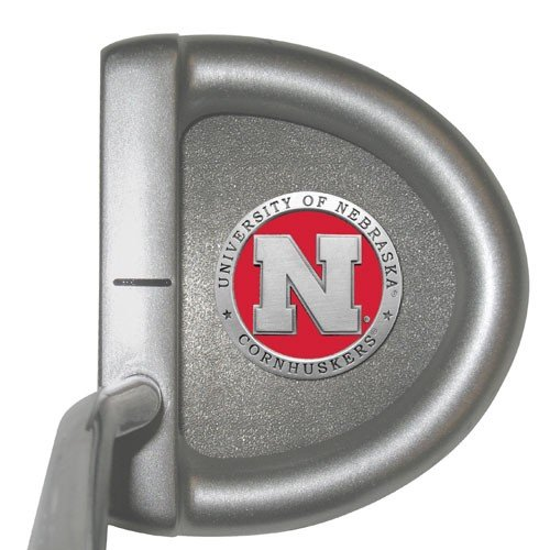 Nebraska Cornhuskers Putter by Heritage Pewter