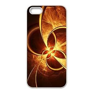 iPhone 4 4S Case Abstraction Patterns Lines Light VM_D5115 Custom Design Case