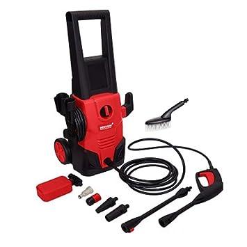 Limpiador de alta presión iTools 1600 W 135 Bars Auto Stop - Turbo Jet - Producto + lanza + Cepillo + boquillas hidrojet: Amazon.es: Jardín
