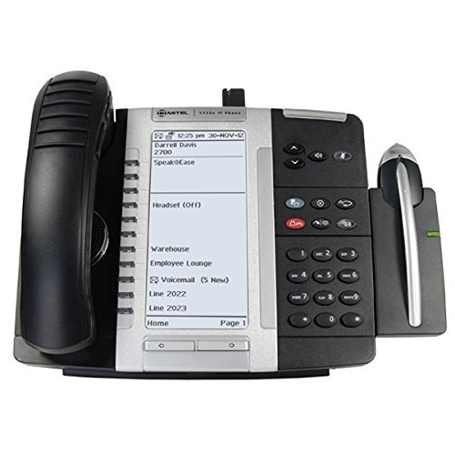 Mitel Cordless Headset and DECT Module Bundle, #50005712 | Mitel 5330e, 5340e and 5360e phones | Includes all accessories by Mitel (Image #6)