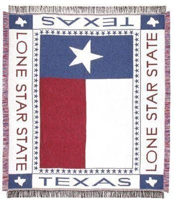 Lone Star Throw (