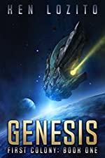 Genesis (First Colony Book 1)