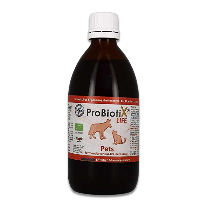 probiotix Life para perros y gatos 250 ml: Amazon.es ...